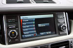 Land Rover/Range Rover GPS Navigation Japan import 2010-2012
