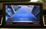 Audi rear view camera retrofit MMI 3G/3G+/3G high