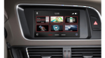 N7 - A5 PRO, Audi GPS, Navigation, Bluetooth, iPod, DVD, USB