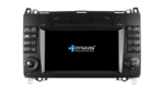 N7 - MBA - PRO Mercedes GPS, Navigation, Bluetooth, iPod, DVD, USB