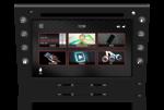 N7 - PS - B - PRO Porsche Boxster, Cayman, 911, Carrera GPS, Bluetooth, DVD