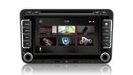 "N7 - V7 - PRO VW series 7"" Touch Screen LCD Multimedia Navigation System"