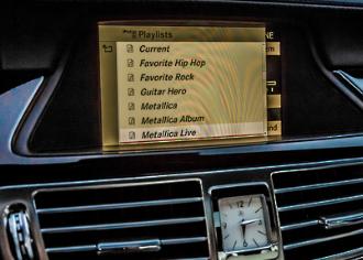 Car ipod integration