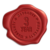 Autowatch 3 year warranty