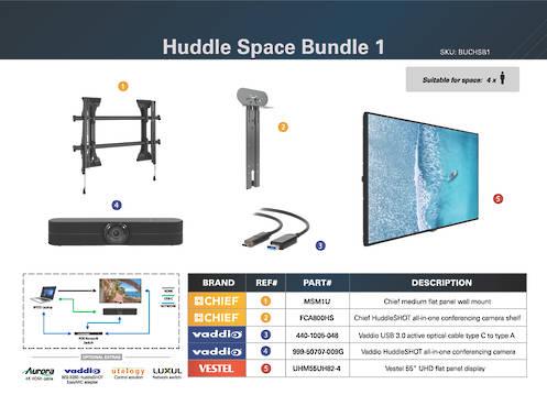 Huddle Space Bundle 1