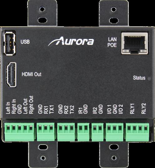 Aurora QXP-2-VLX