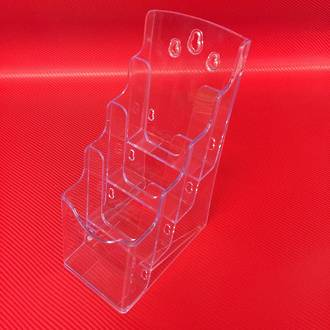 DLE 4-Tier Brochure Holder
