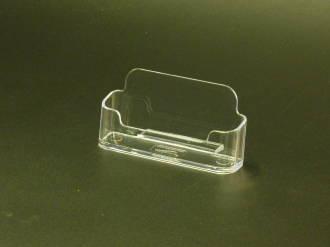 Business Card Holder Single Pocket Desk