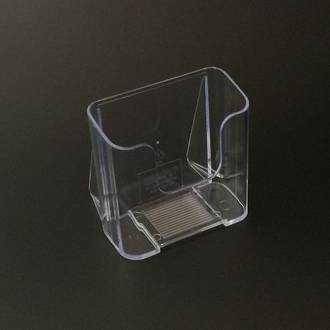 DLE Premium LowBack Desk Brochure Holder