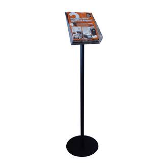 Stand Tall A4 Brochure Holder with Pole & Base