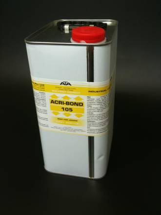 105 Acribond 4.0L Tin Solvent Adhesive