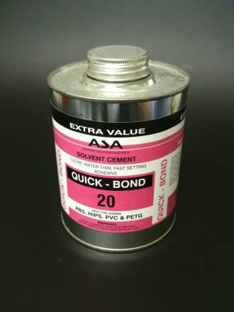 120 Acribond 4.0L Tin Solvent Adhesive