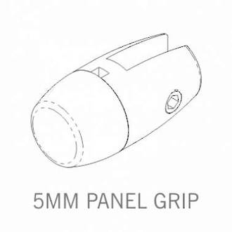 Axis Panel Grip 5mm