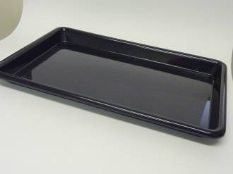 (Bloom-B) Meat Blooming Tray Black