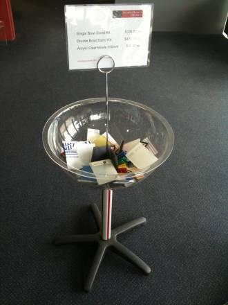 Single Bowl Stand Set