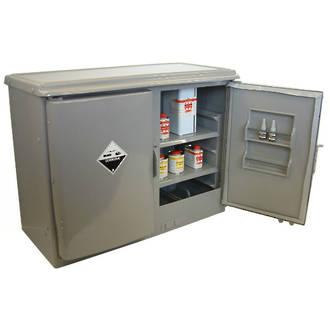 140 Litre Corrosive Dangerous Goods Cabinet