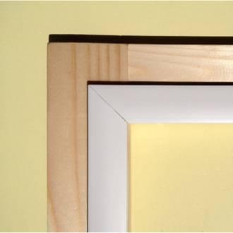 MagnetGlaze Finishing Trim White 5m Length