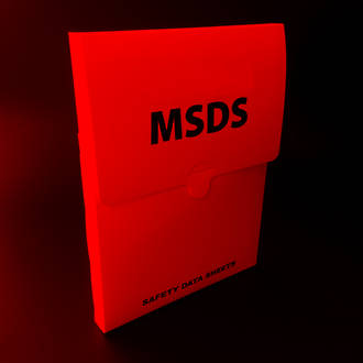 SDS Soft Pouch Red