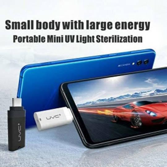 ATA-UVC Mini Phone