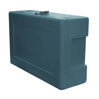 Site Safety Box Grey