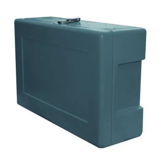 Site Safety Box Grey