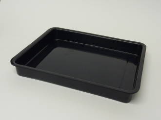 (Tray-FT300-3-ABSB) Tray FT300-3 Black