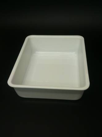 (Tray-003-ABSW) Tray 003 White