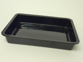(Tray-FT315-5-ABSB) Tray FT315-5 Black