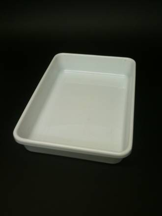 (Tray-006-ABSW) Tray 006 White