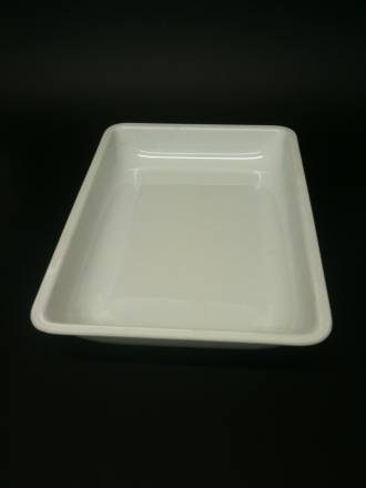 (Tray-017-ABSW) Tray 017 White
