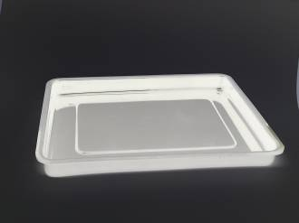 (Tray-FT425-3-ABSW) Tray FT425-3 White