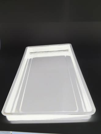 (Tray-022-ABSW) Tray 022 White