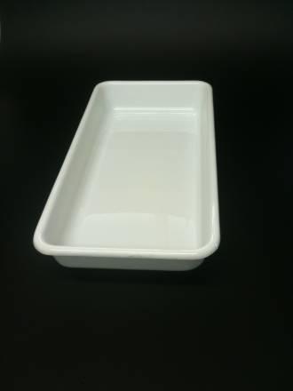 (Tray-041-ABSW) Tray 041 White