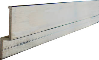 Lit Loc Aluminium Wall Mount Bar 1570mm