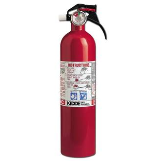 Site Safety Box Fire Extinguisher