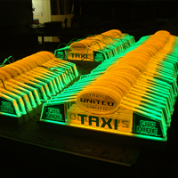RoutTaxiSigns