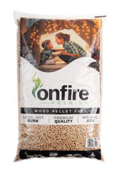 Onfire premium 10kg bag compressed