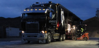 firetime_load_out_to_reseller_full_truck_load_dunedin_christchurch_nelson_blenheim_invercargill