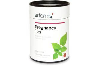 Artemis Certified Organic Pregnancy Tea