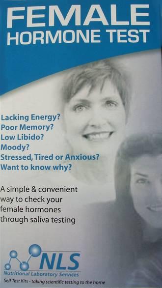 Female Hormone Test Kit