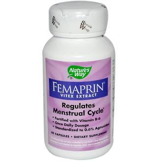 Femaprin - Vitex - For irregular cycles (PCOS)
