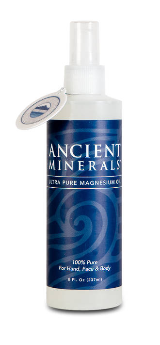 Magnesium Oil Ancient Minerals Topical Spray 240ml