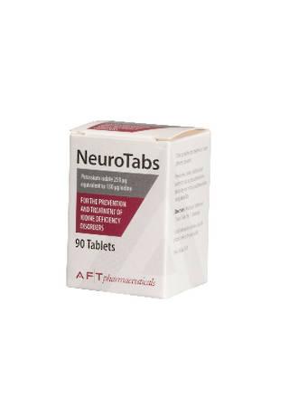 NeuroTabs Iodine 150ug 90 Tablets