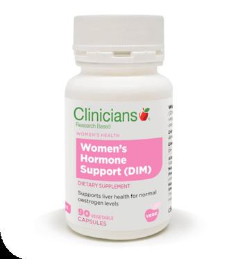 Clinicians  Women's Hormone Support (DIM)