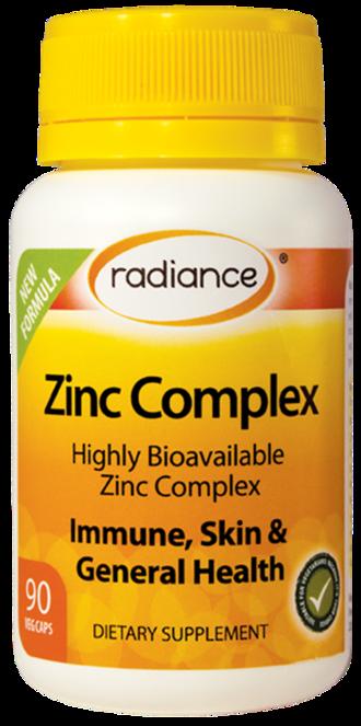 Zinc Complex by Radiance