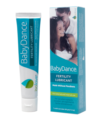 BabyDance Fertility Safe Lubricant – No Applicators | From the Inventor of Pre~Seed