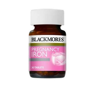 Blackmores Premium Iron (previously called Pregnancy Iron)