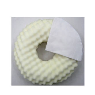Foam Ring Cushion 44cm with Cover