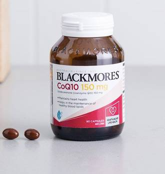 CoQ10 Supplement for Male and Female Reproductive Health |Blackmores 150mg