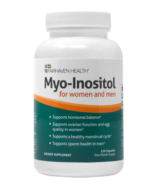 Myo-Inositol Supplement